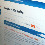 Behavioral Health Solutions: A Search Tool For Clinicians